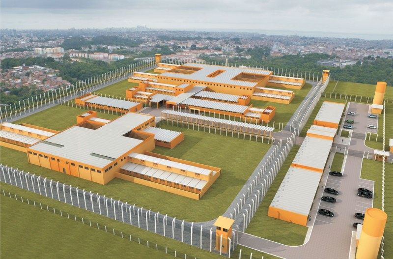 Penitenciária Feminina Bahia